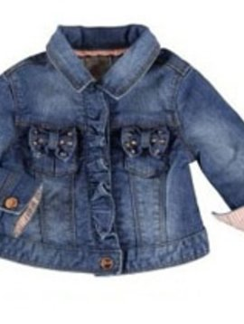 Mayoral Mayoral - Studded Denim Jacket (18M)
