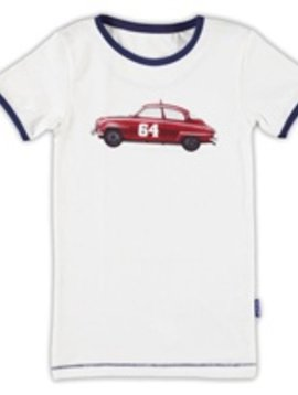 Red Car Boy's Tee