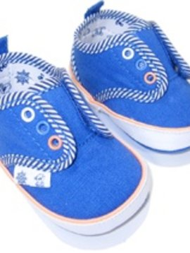 Mayoral Mayoral - Canvas Crib Shoe