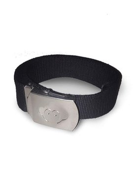 Appaman Vintage Black Canvas Belt