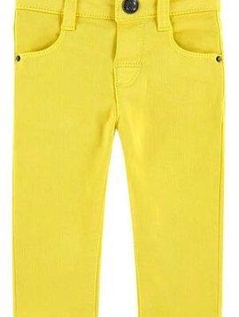 IKKS Yellow Denim Pant