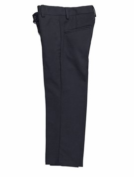 Leo & Zachary Slim Dress Pant - Navy