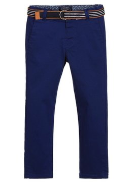 Mayoral Pique Trousers w Belt