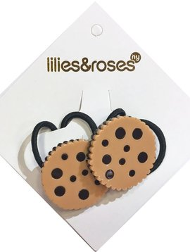 Lilies and Roses Ponytail - Cookies