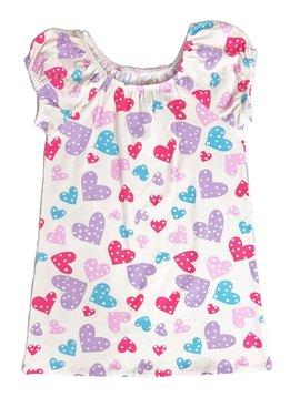 Esme Loungewear Esme Dress - Confetti Hearts
