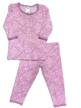 Esme Loungewear Esme Crop Pajamas - Paisley