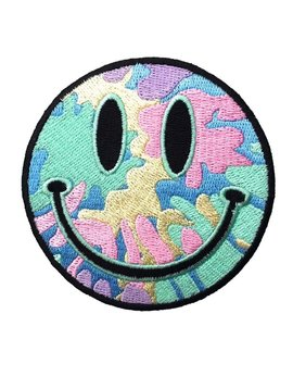 Stoney Clover Lane Smiley Face Patch
