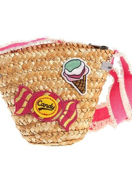 ooahooah Candy Land Basket Bag