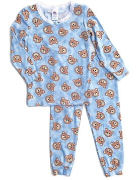 Esme Loungewear Teddy Long Sleeve Pajamas