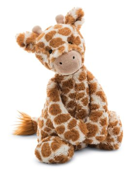 Jellycat Bashful Giraffe Medium - Jellycat Toys