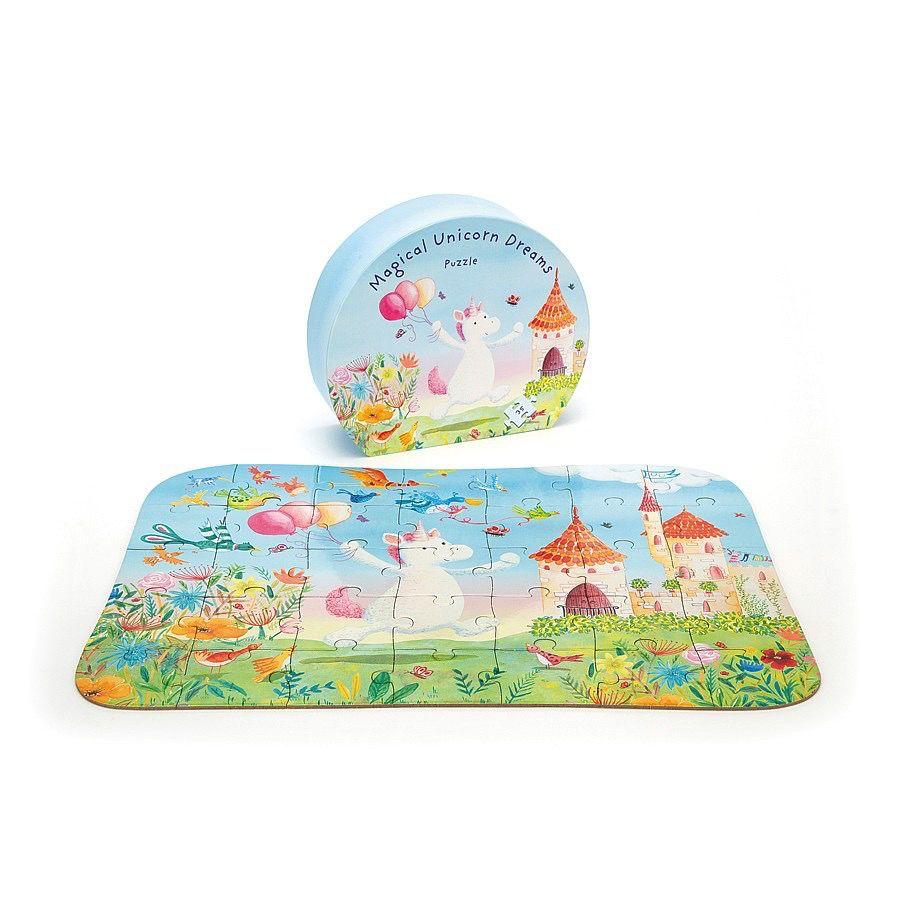 Jellycat Magical Unicorn Dreams Puzzle - Jellycat