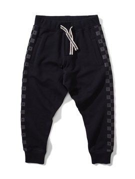 Munster Ready Steady Sweatpant - Black - Munster Kids