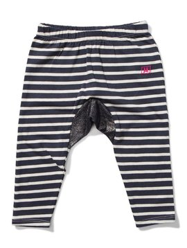 Munster Mazy Patch Leggings - Black - Baby Missie Munster Kids