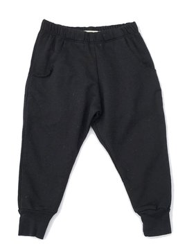Go Gently Nation Black Track Pant - Go Gently Nation Kids