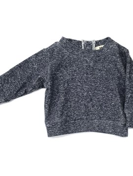 Go Gently Nation Indigo Crewneck Sweatshirt - Go Gently Nation Kids