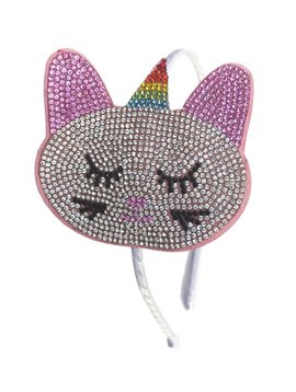 Bari Lynn Unicorn Cat Headband - Bari Lynn Accessories