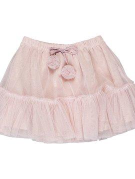 HUXBABY Pom Pom Tulle Skirt - Huxbaby