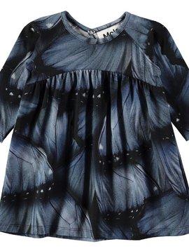 molo Carlys Dress - Velvet Wings - Molo Kids