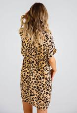 Women's Clothing VNeck Shift Dress