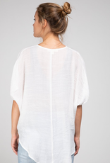 Women's Clothing Loose Wrap Blouse