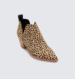 Sonni - Leopard short bootie