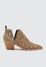 Sonni - Light Leopard short bootie