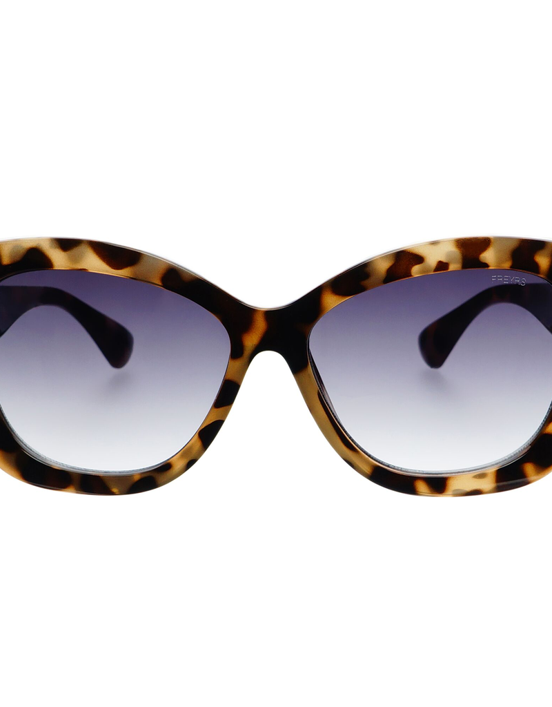 Accessories Fiona Sunglasses, Tan or Tortoise