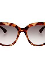 Accessories Jane Cat Eye Sunglasses, Tortoise