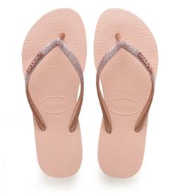 Slim Glitter Sandal