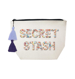 Accessories Secret Stash Cosmetic/Beach Bag