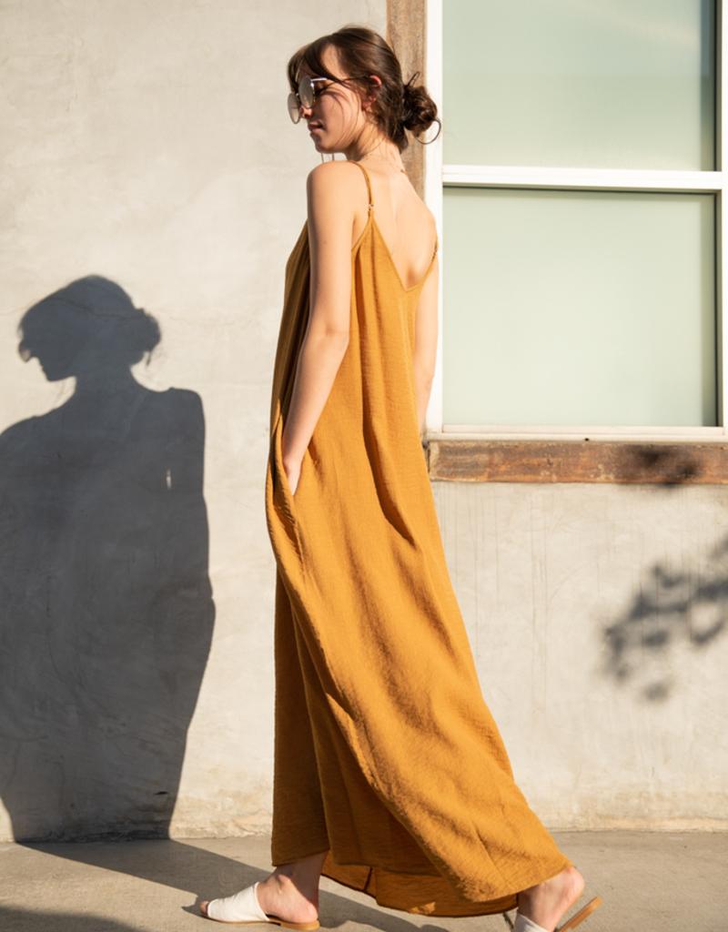 Women's Clothing Cocoon Maxi Dress