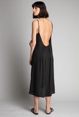 Women's Clothing Low Back Spaghetti Strap Dress