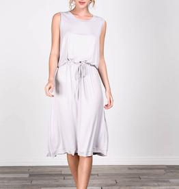 Women's Clothing Tiewaist Jersey Dress