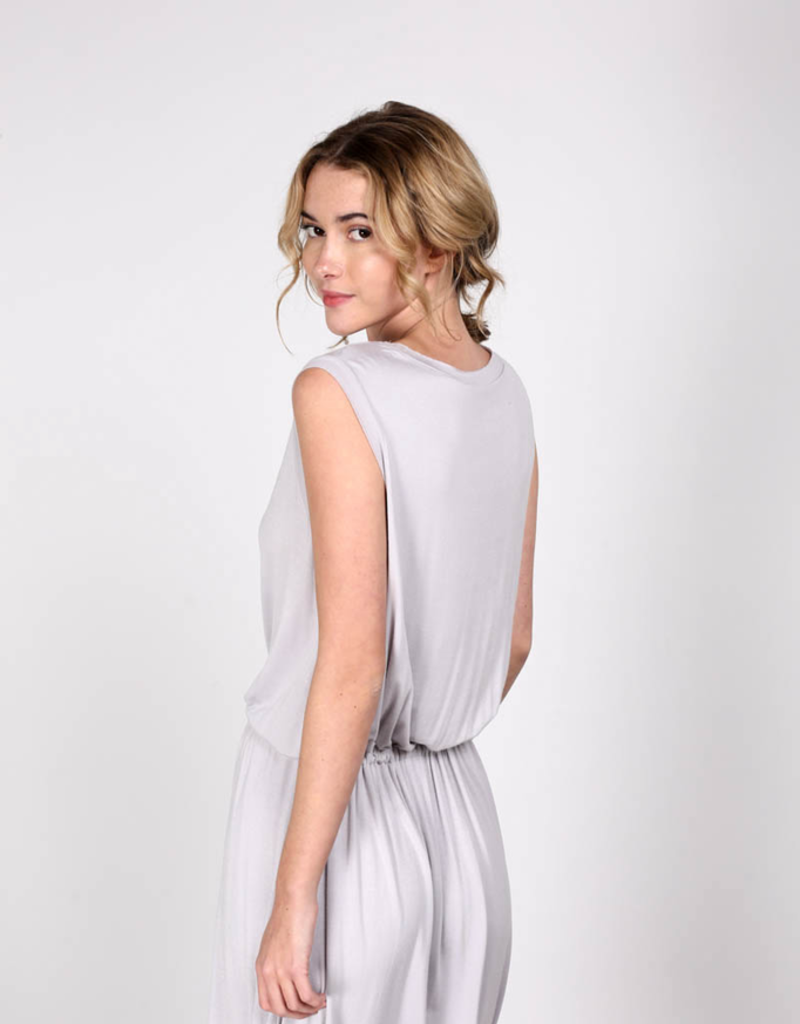 Women's Clothing Tiewaist Jersey Dress