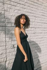 Women's Clothing String Wrap Halter Dress
