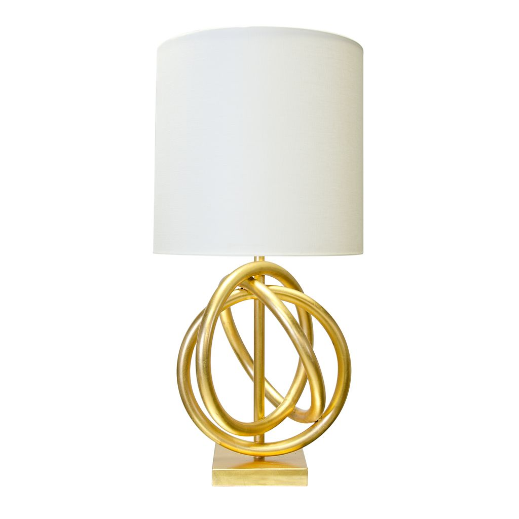 NATHAN GOLD LAMP