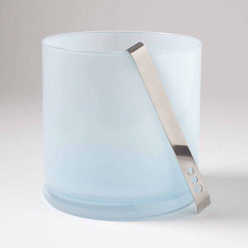 LAB ICE BUCKET-OPALINE BLUE