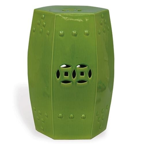 APPLE GREEN GARDEN SEAT