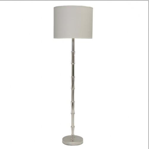 SLOANE SILVER LEAF FLOOR LAMP