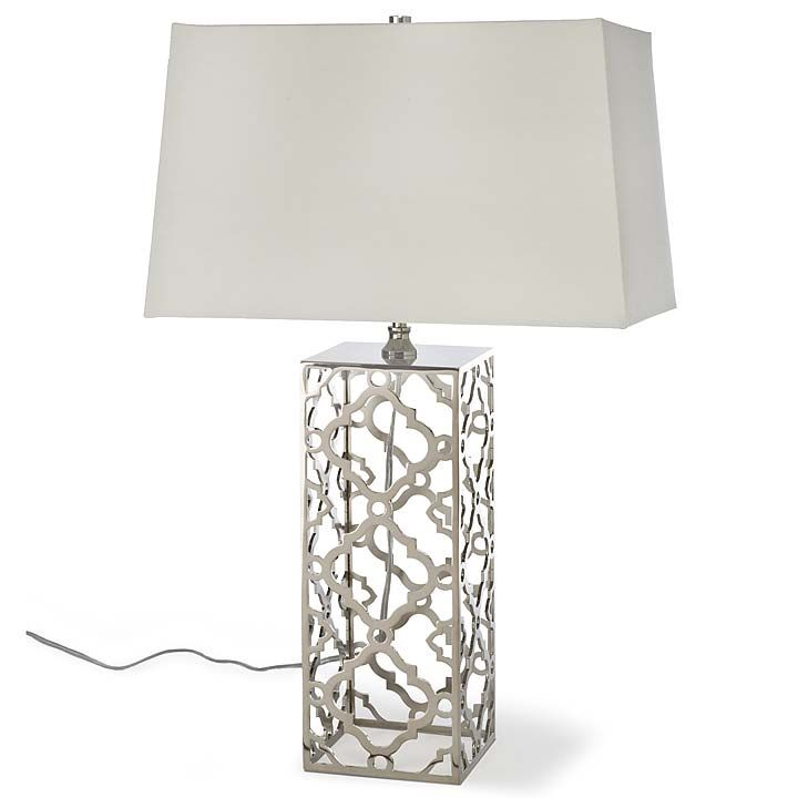 REGINA ANDREW ARABESQUE TABLE LAMP