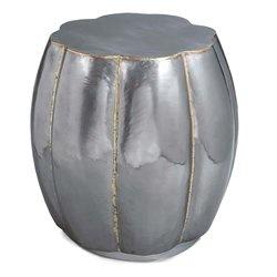 REGINA ANDREW HAND BRAISED BULB METAL TABLE