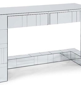 REGINA ANDREW MIRRORED DESK