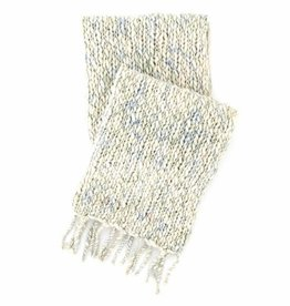 CHUNKY KNIT MIST THROW