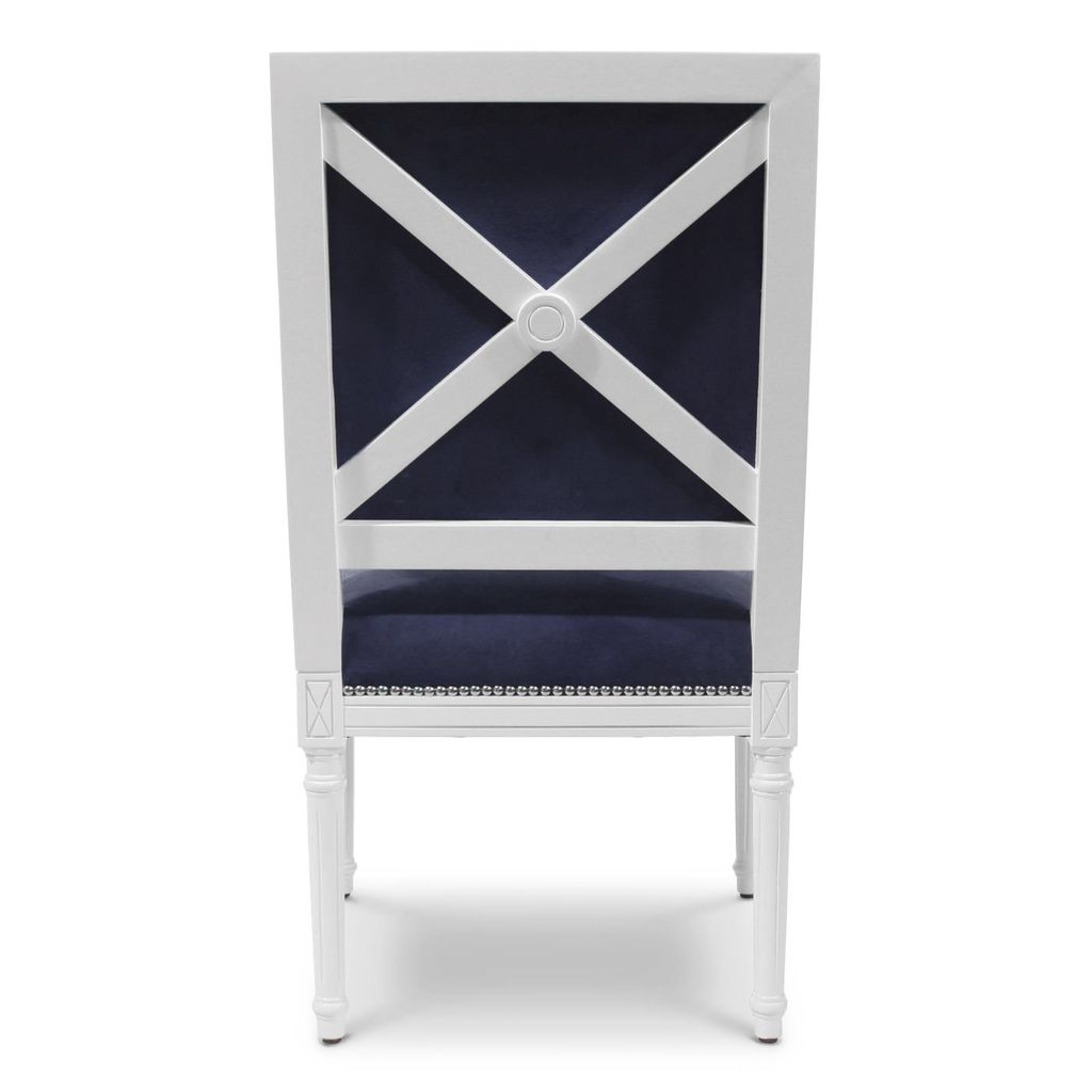 JONATHAN ADLER LOUIS SIDE CHAIR
