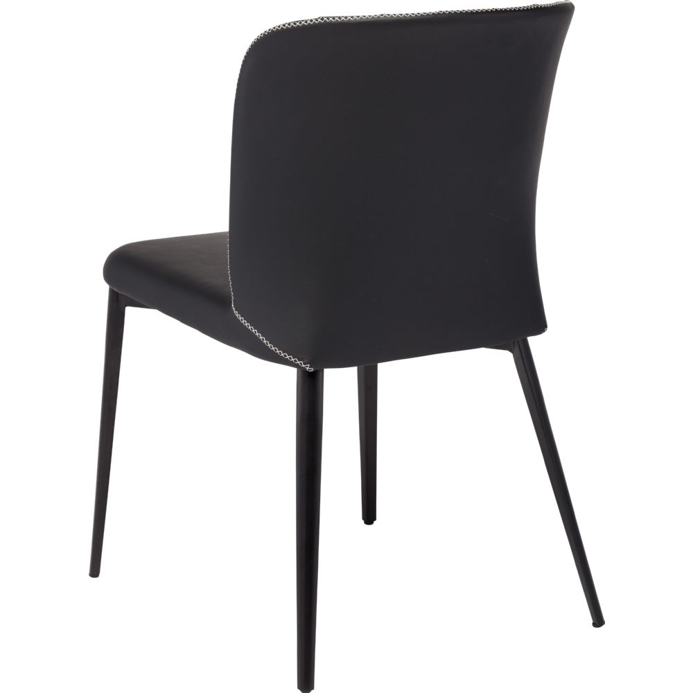 NUEVO CARMELLA DINING CHAIR IN BLACK