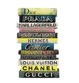 BOUTIQUE POP! SET OF 12 DESIGNER LABEL BOOKS