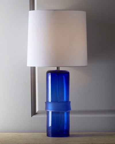 ARTERIORS COBALT TOPHER LAMP