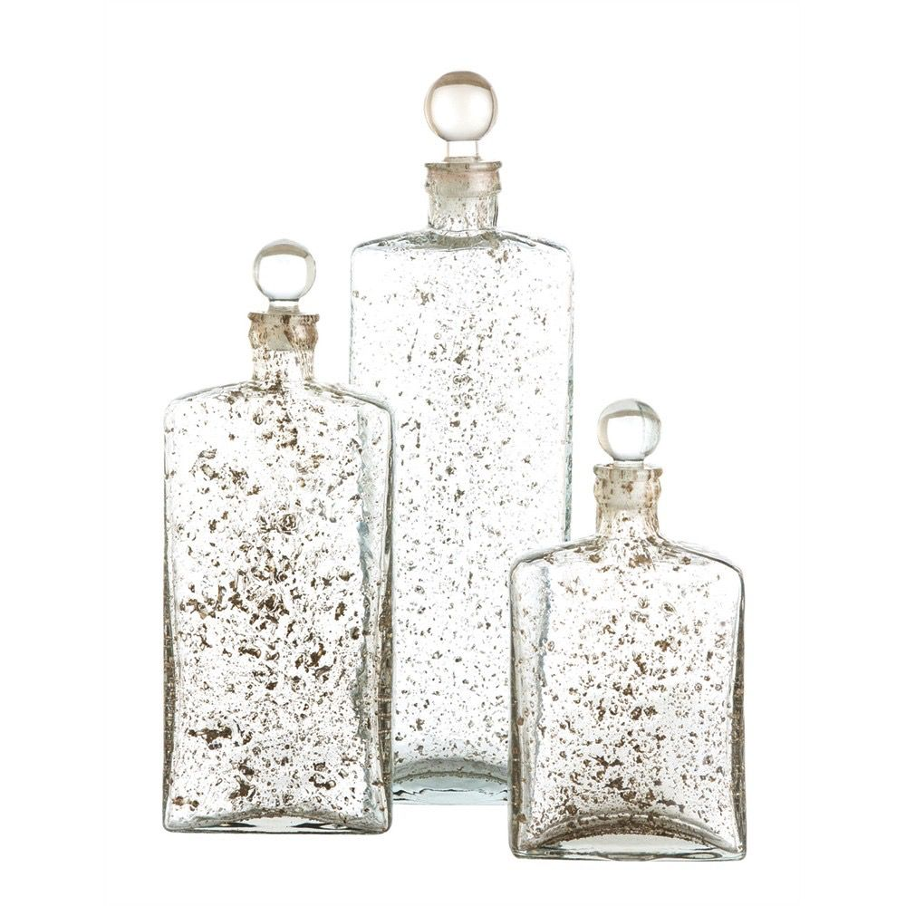 ARTERIORS GEORGIA DECANTERS (SET OF 3)