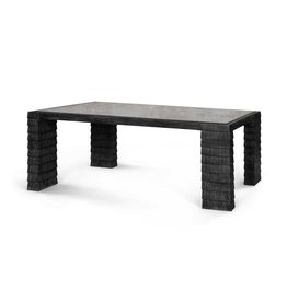 BUNGALOW 5 KARL COFFEE TABLE, GRAY