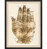GALLICUS HANDS 1, GOLD LEAF